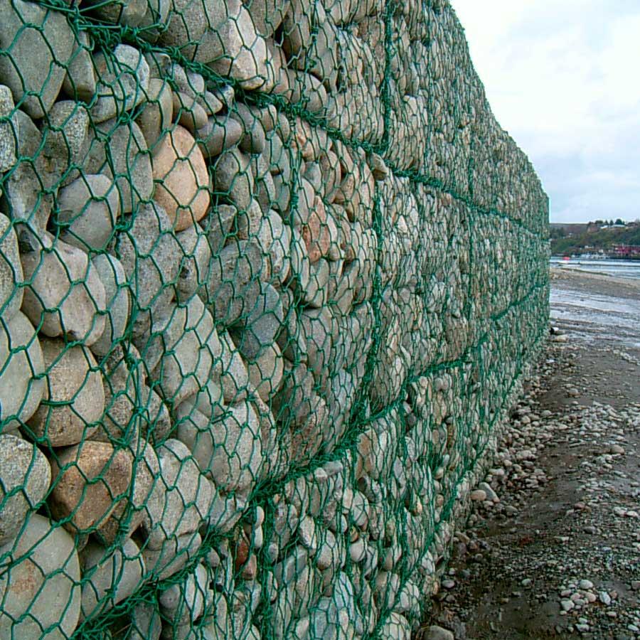 Gaviones Plastificados